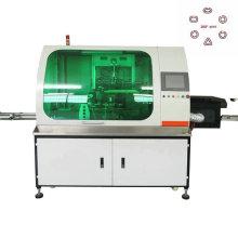 Hexagon bottle screen printing machine automatic printer