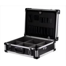 Caja resistente de la herramienta del instrumento del equipo de la aleación de aluminio (450 * 330 * 150 milímetro)