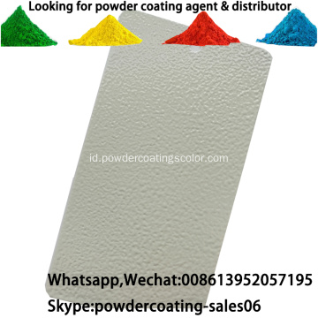 Power Distribution Cabinet powder coating elektrostatik