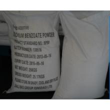 CAS No. 532-32-1c7h5nao2 Sodium Benzoate