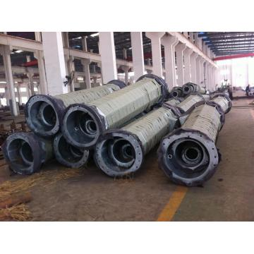 Galvanized Wind Power Kutub