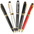 Brand Black Business Customized Logo Promotional Ball Pen, Heavy Metal Pen