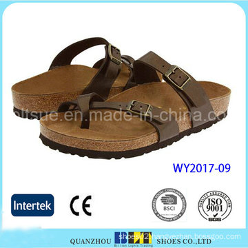 Modern Pictures Women Slippers with Buckle