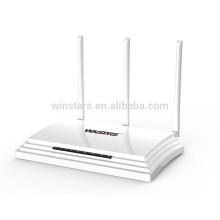 DualBand AC1200 Wireless-n Gigabit Wireless Router mit 3 x externen Antennen