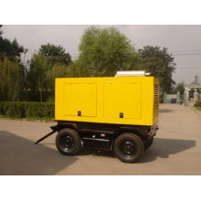 Move easily for Electrical power supply for oil field and Countrysid Diesel Generator