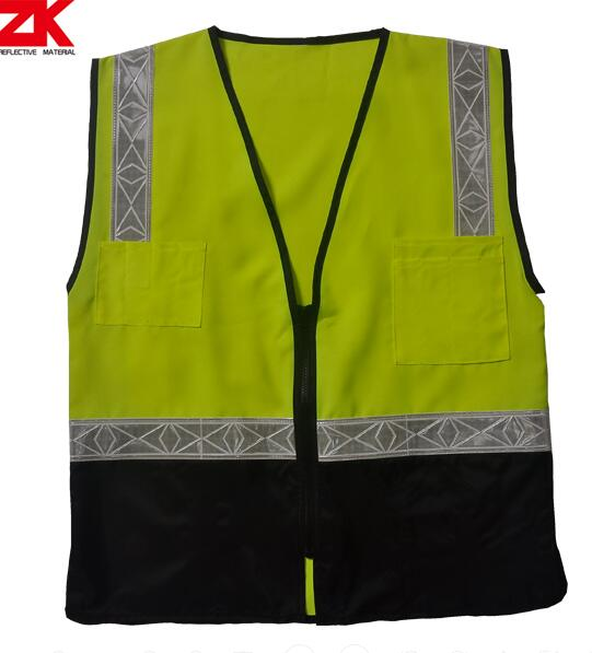 3M reflective warning vest