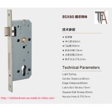 85* 60 High Quality Mortise Door Lock Body