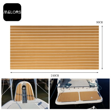 EVA Catamaran Fishing Boat Marine Faux Teak Sheet