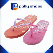 Sandalias con estampado rojo fino Sandalias Flip Flop Talla 8