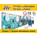 Full Servo Sanitary Pad Machine
