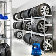 4s Auto Store Reifen Rack Display Display