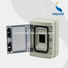 Saipwell 20 пар распределительная коробка 12 распределительная металлическая распределительная коробка с отличной ценой