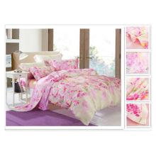 40 * 40s 133 * 72 impressão reativa Purebest tencel roupa de cama romântica