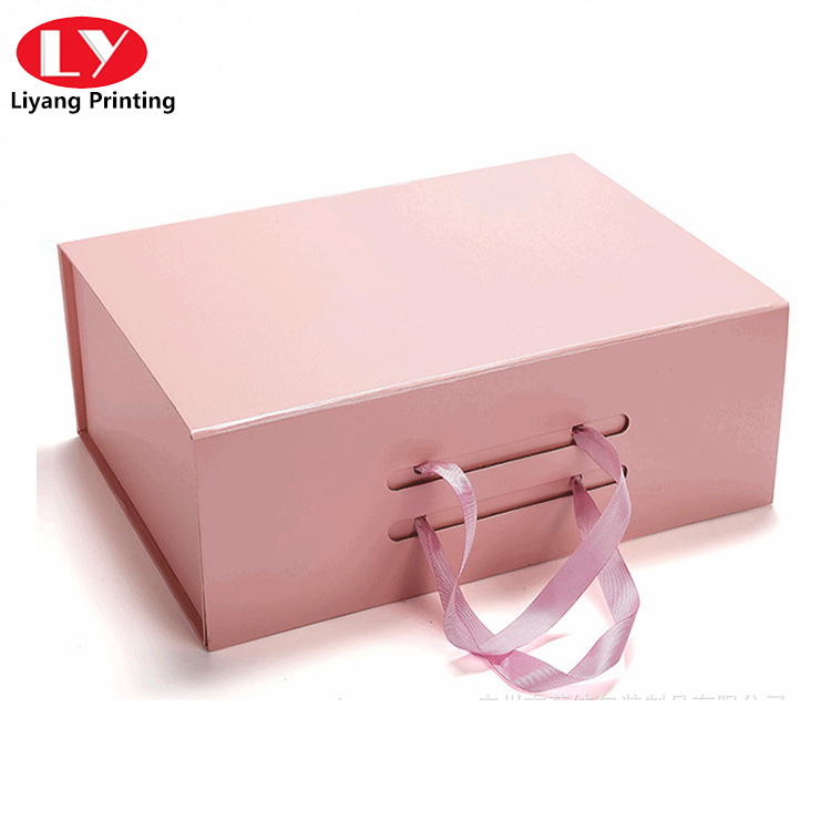 Shoe Box with Stamping