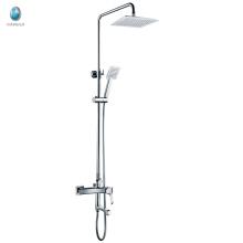 KDS-16 hot wall bathroom rain shower,prefab bathroom shower