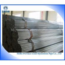 SAE4130 30CrMo tubo de aço sem costura de liga / tubo