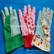 Les gants de travail de jardin pas chers mais beaux pour votre main