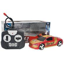 Cruz com lâmpada de brinquedo de carro de controle remoto