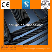 PP Single Wall Corrugated Pipe Machine
