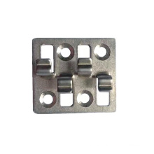 WPC Composite Flooring Decking Stainless Steel 304 Hidden Fixation Connecting Clips