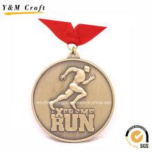 Различные бронзовые Плакировкой организовывать спортивные Медали YM1169