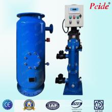 Sparen Sie Energie-Geld-automatische Rohr-Reinigungs-System-Wasserbehandlungs-Ausrüstung