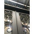 High Quality Best Price Security Exterior Steel Iron Door