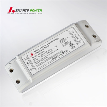 leading edge & trailing edge Mr16 dimmable led driver 12v 20w