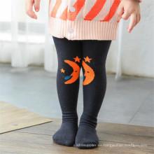 Medias de Fancy Pantyhose Kid Mezclas de Algodón Little Girl Diseños Bonitos