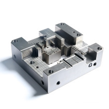 Shenzhen 15years experience specialized customized high precision 5-axis machining plastic injection mould parts