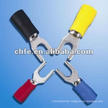 SV series fork pre-insulating terminal