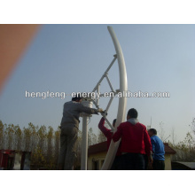 3 kW vertikale Wind Turbine/Generator/Wind Turbine Windgenerator