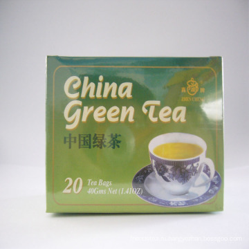 Зеленый чай - зеленый чай мешок 20