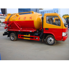 High Quality 5000L Sewage Suction Truck