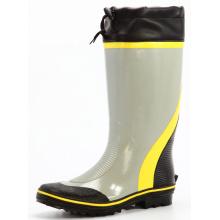 серый & желтый мужской пот Абсорбирующие Прокладки резиновые сапоги