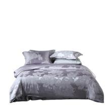Boda de juego de cama de seda
