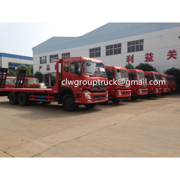 FAW 4X2 Flat-Bed Trailer Truck Hot Sale
