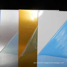 Gloss White Sublimation Aluminum Ptinting Sheet