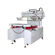 Automatic Flat Bed Screen Printing Machine for Paper/Ad