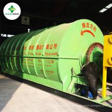 Plástico avançado para fábrica de diesel para venda