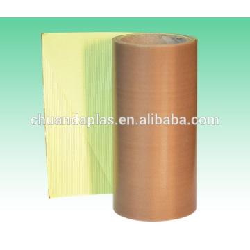 Tecido revestido de PTFE e fita adesiva com certificado de ROHS