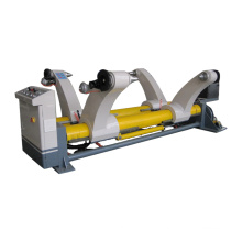 Hydraulic shaftless mill roll stand multi point brake