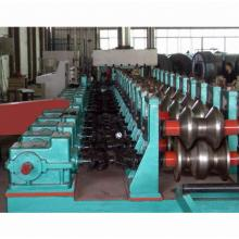 W Beam Highway Guardrail Göra Roll Forming Machine