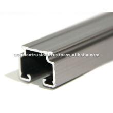 Perfil de aluminio para decoración