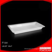 buy from china dinnerware catering rectangular plate