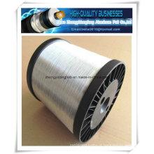 Fio de liga de alumínio de magnésio sem desbotamento quando alta temperatura após força e teste de dureza