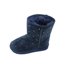 Artificial Sheepskin Wool Faux Shearling Insole Outdoor Female Snow Boots Female Boots