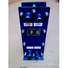 Пластинчатый теплообменник Swep Gx60 производства Китая для пищевой промышленности