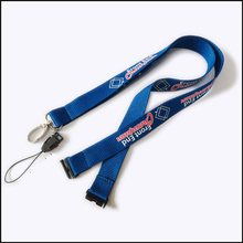 Factory Direct Cheap Custom Logo Neck Lanyard Strap for Convention