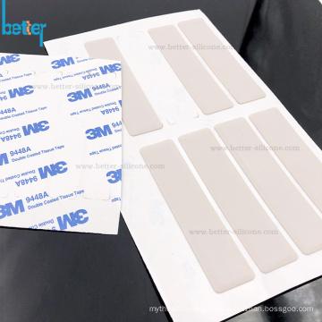 Pés personalizados com almofada de borracha antiderrapante para acessórios eletrônicos